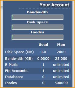 vimexx hosting directadmin