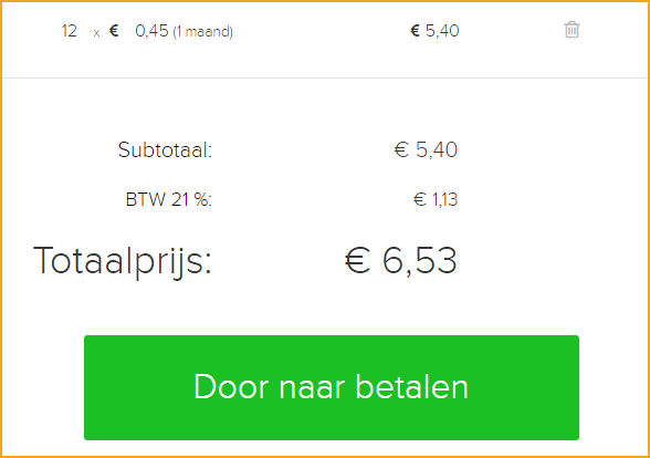 vimexx nl payment web hosting